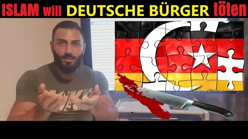 EX MUSLIM Islam will alle Deutsche BÜRGER töten BEWEIS FAKTEN 😳😢