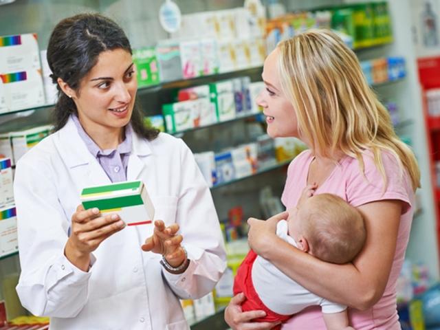 Необходимые препараты для мамы и ребенка