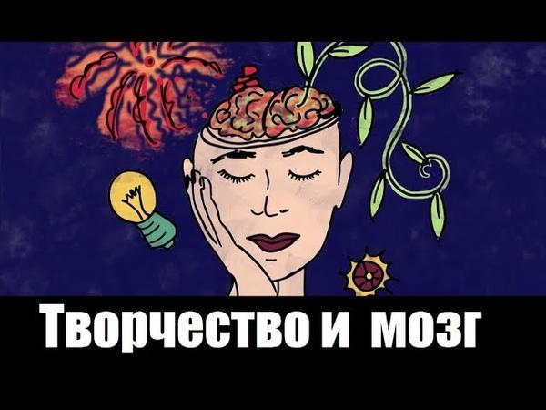 Творчество и мозг Очень сильная лекция 2019г - Черниговская Т В