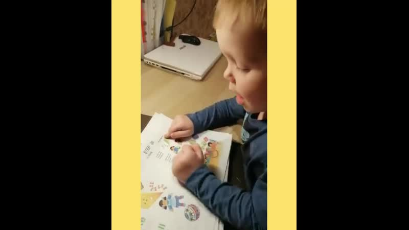 ABC english for kids with Almazova Lily