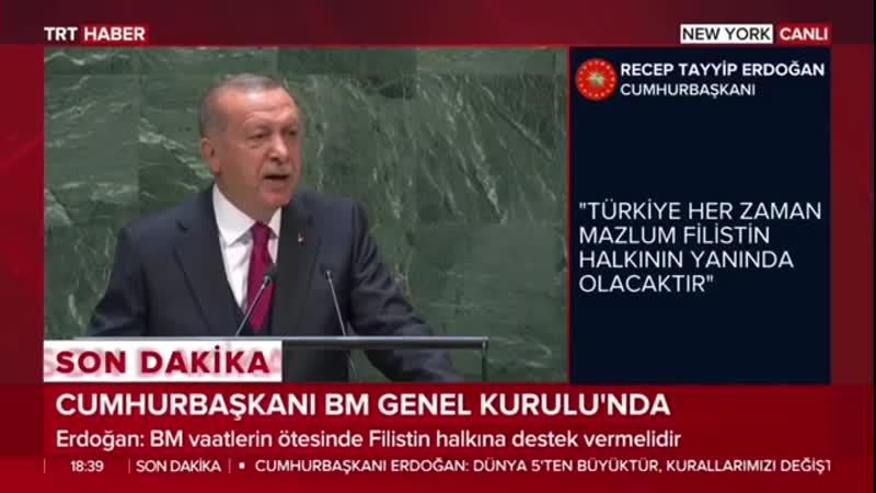 Cumhurbaşkanı Erdoğan dünya liderlerine Karabağ ve Keşmir sorunu i in ağrıda bulundu. 360p