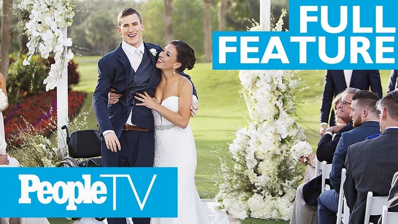 Groom Paralyzed Playing Football Walks Down The Aisle Inside Chris Norton's Story FULL PeopleTV
