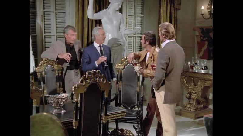 Сыщики любители экстра класса 1971 1972 криминальная комедия 17 серия