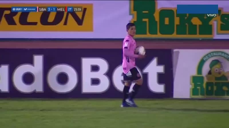 Sport Boys vs. Melgar