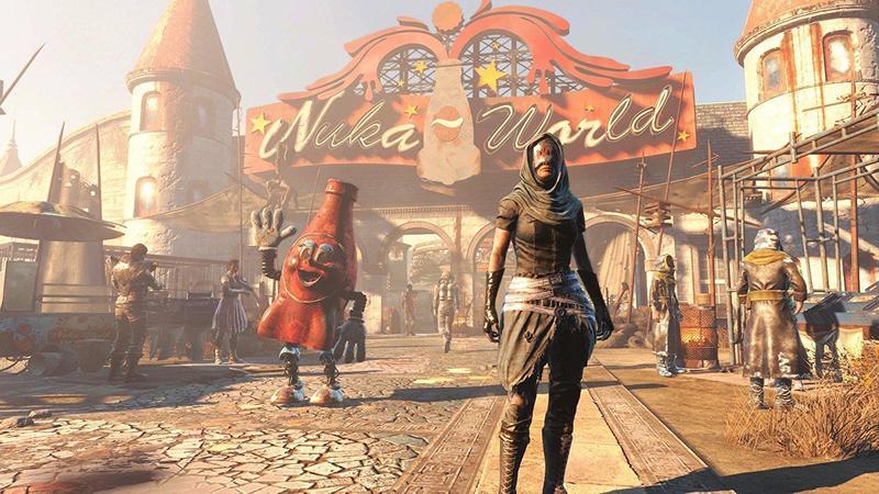 Fallout 4 прохождение за все фракции сразу