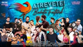 Atrevete Bachata Festival - First Edition I Cornel & Rithika I Maurizio Bollo & Simona I Cosimo I