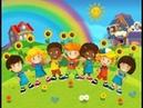 Передача для детей.Программа Видео-радионяня . Мультик и анимация. Песни для детей.
