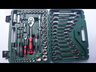 Видео отчет. Отправка набора инструментов на 61 предмет в Свердловскую область.