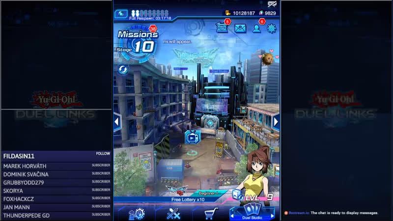 Turbo Duel Grand Prix Yu-gi-oh! Duel Links [CZENG]