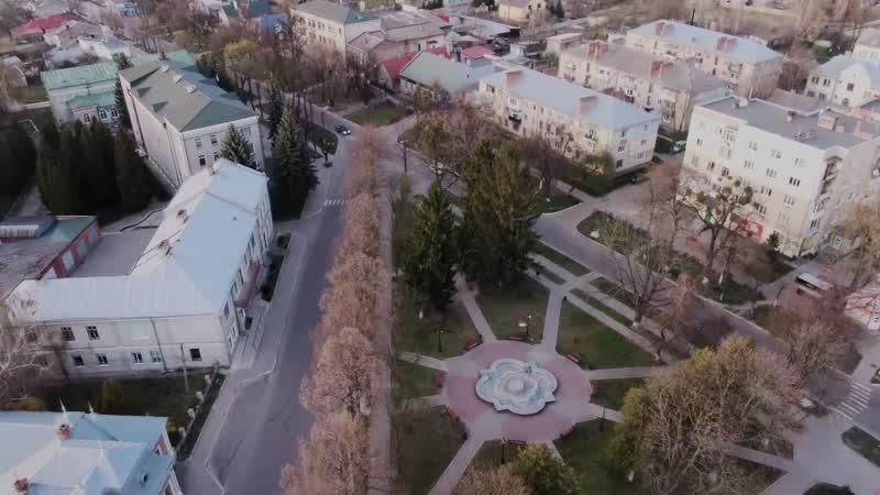 Украина город Сокаль на карантине 2020