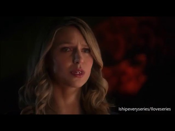 Supergirl 3x3 J'onn's father recognizes him