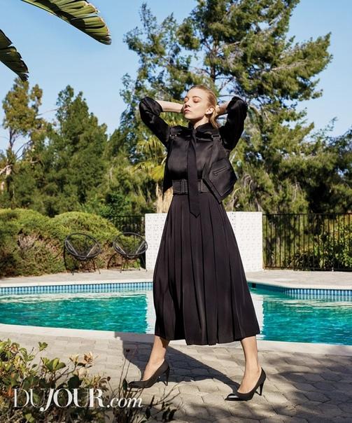 Натали Дормер для Dujour, Весна 2020
