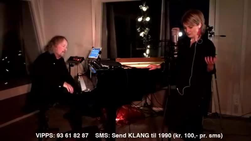 Benedicte Torget og Øystein Sevåg konsert på nett 16 04 2020