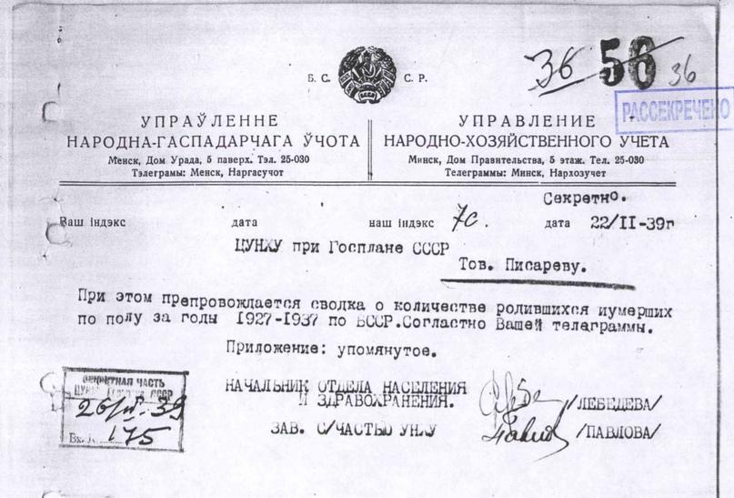 Белорусский «голодомор», изображение №35