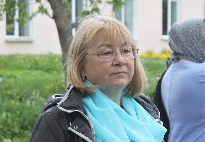 Марина Знаменская