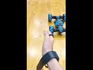 Gesture Sensing Twisting Vehicle & Rc Drift Car Stunt Remote Control Car