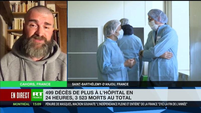 Allocution de Macron à Angers l'avis de Ludovic Delaherche