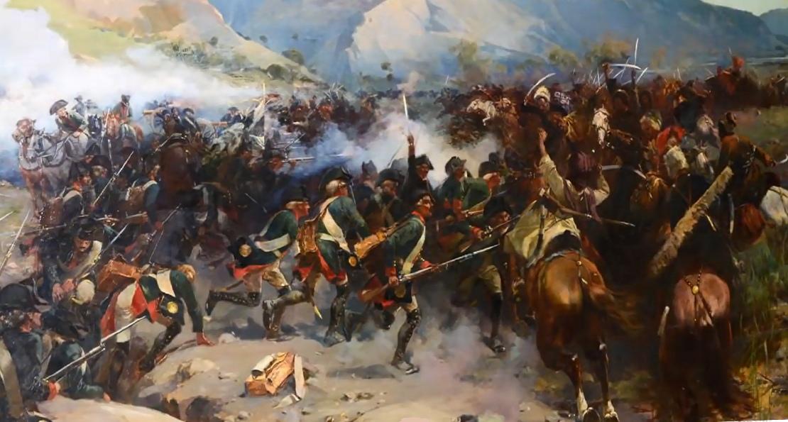 Битва на реке Иори