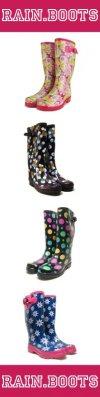 RAIN.BOOTS - Магазин оригинальных резиновых сапог №1.