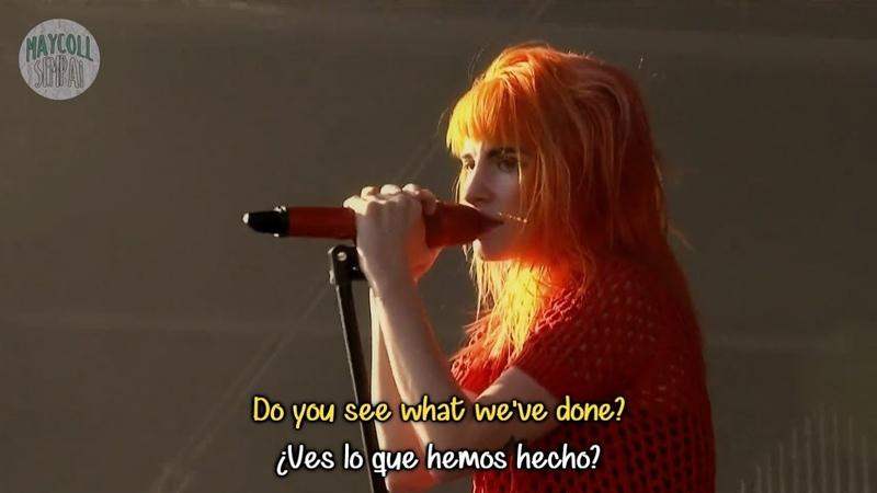 Paramore - Decode(Sub Español Lyrics)