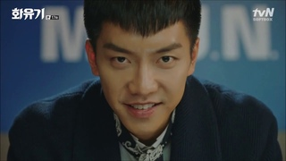 Сон О Гон Чин Сон Ми / Хваюги son oh gong & jin sun mi / Hwayugi / демон