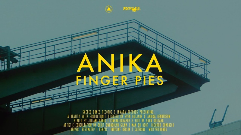 Anika Finger Pies Official Music Video