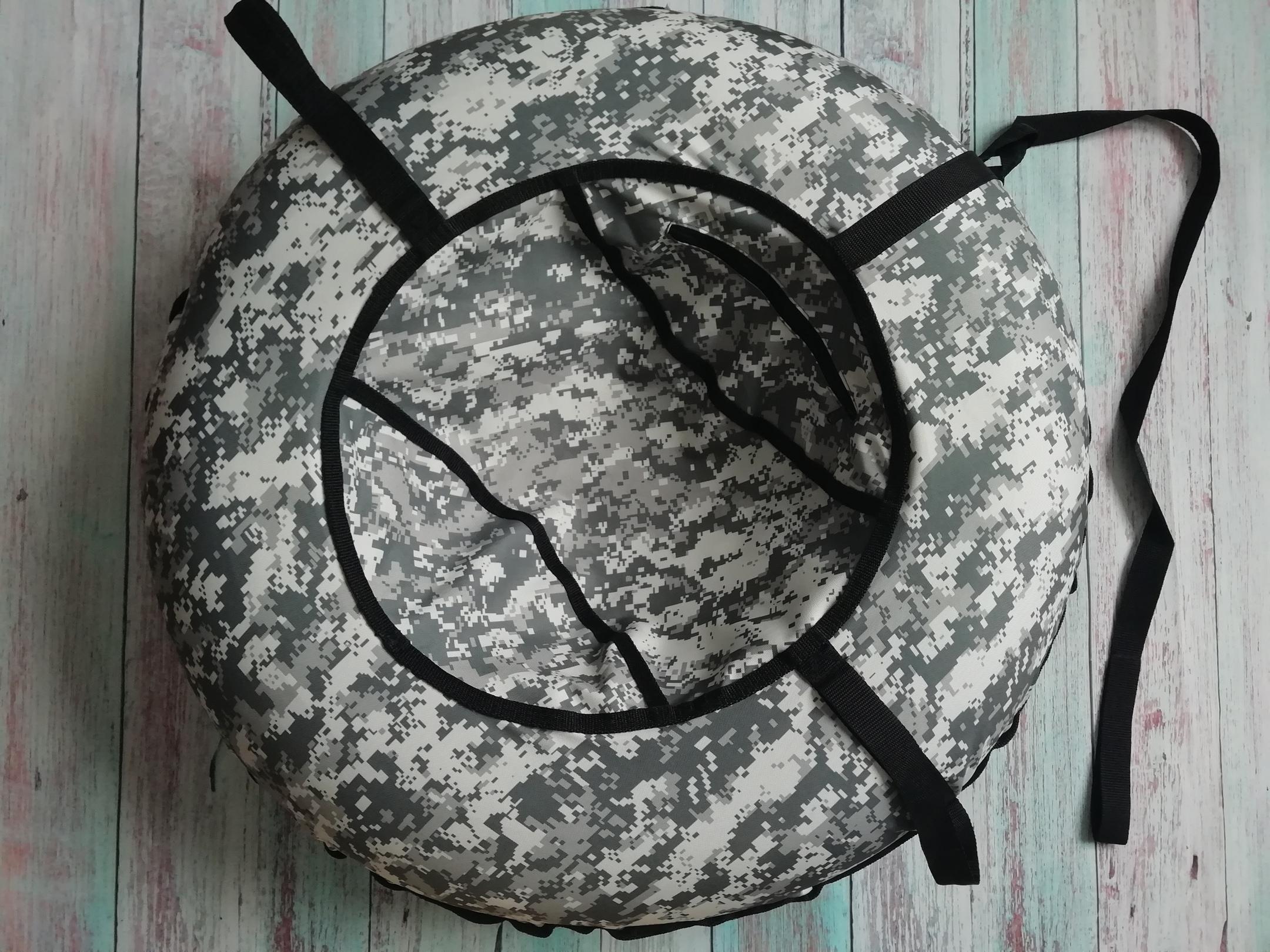 Купить надувные санки ватрушку тюбинг сноутьюб подушку плюшку в Самаре вк
