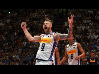 This is King Ivan Zaytsev Amazing Volleyball Actions (HD)
