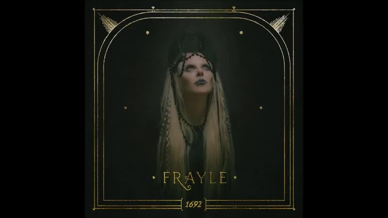Frayle - 1692 (Full Album 2020) doom gothic stoner metal