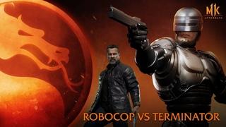Mortal Kombat 11: Aftermath – RoboCop vs. Terminator (Round 1)