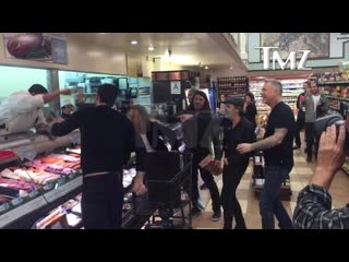 Как Metallica ходит за хлебом