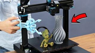 Какой 3D Принтер Лучше Купить в 2020 году? Лучшие 3д Принтеры с Алиэкспресс от Бюджетных до Топовых