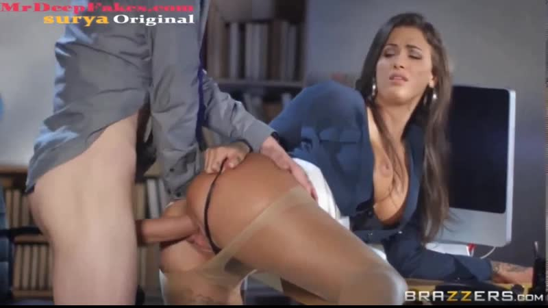 (18+) Сальма Хайек (Salma Hayek) #10 Faked Porno Video Порно [INCREDIBLE FAKES] PORN 2019