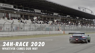 Falken at the 24h of Nürburgring 2020 - Whatever comes our way