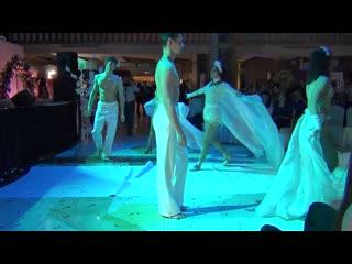 Шоу балет  ATTENTION  KWE 2020 г.