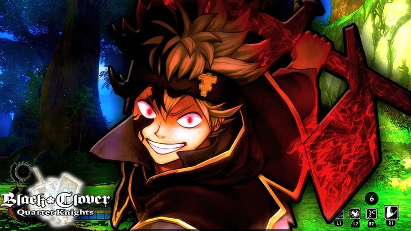 DEMON FORM ASTA 26 KILLS Black Clover Quartet Knights Online Gameplay