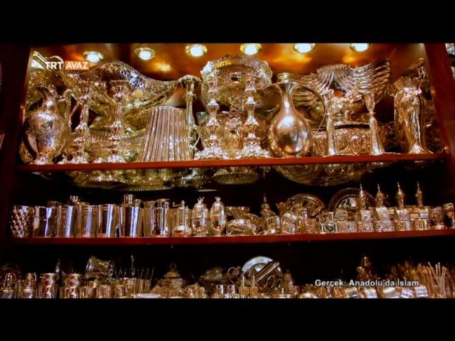 Müslüman Çarşıları ve Kervansarayları - Gerçek: Anadolu'da İslam - 11.Bölüm - TRT Avaz