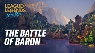 Battle of Baron - League of Legends: Wild Rift