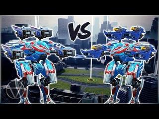 [WR] 🔥 NEW Freedom Skadi FAFNIR VS Freedom Hussar – Mk3 Comparison | War Robots