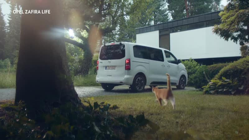 Opel Zafira Life For Those That Deserve To Be Pampered
