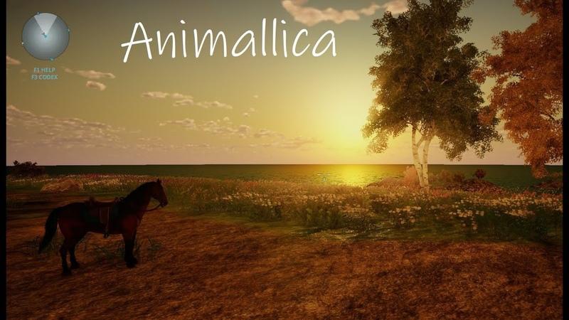 Animallica 2 Гуляем по локации Nova Base