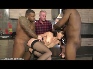 Cuckoldsessions avi lovecuckold sessions slutty busty babe milf insane interracial