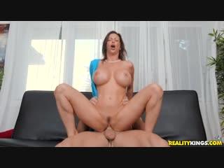 Alexis Fawx - Garden MILF [All Sex, Hardcore, Blowjob, Big Tits]