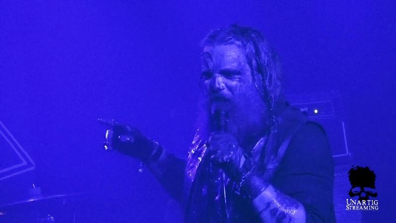Trepaneringsritualen live at Saint Vitus on August 25, 2017