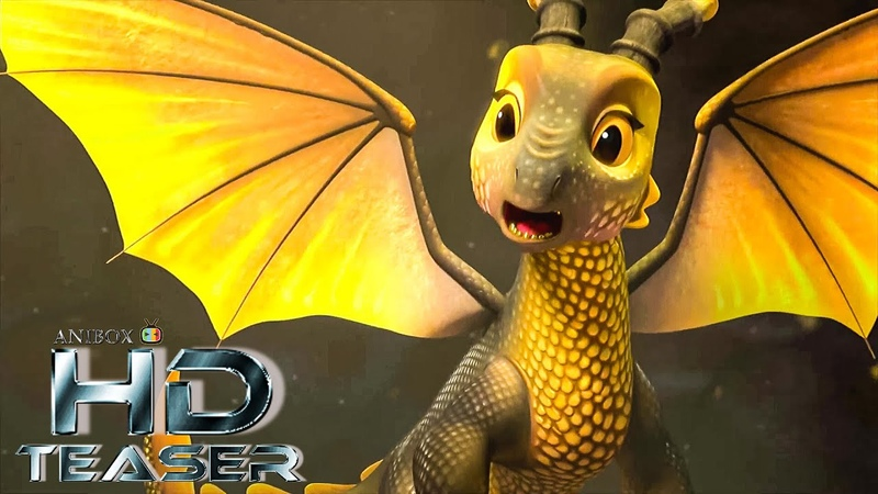 DRAGON RESCUE RIDERS Hunt for the Golden Dragon Official Special Promo NEW 2020 Dreamworks HD