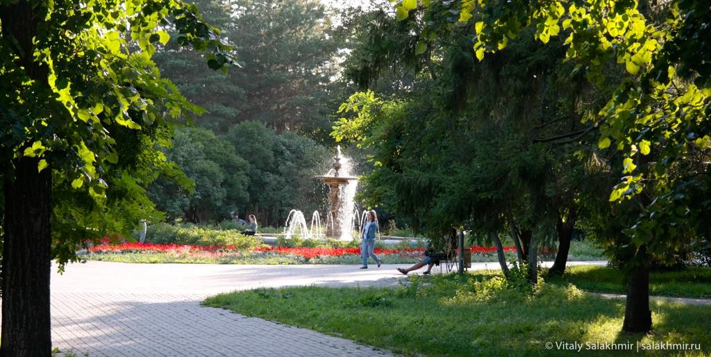 Ленинский сад, Казань 2020