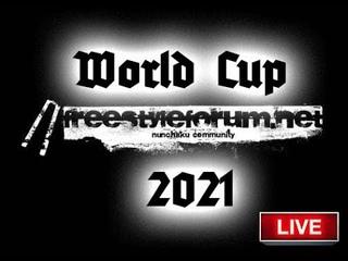 Nunchaku Freestyle World cup 2021 FNF - ЧМ по фристайлу нунчаку 2021 FNF
