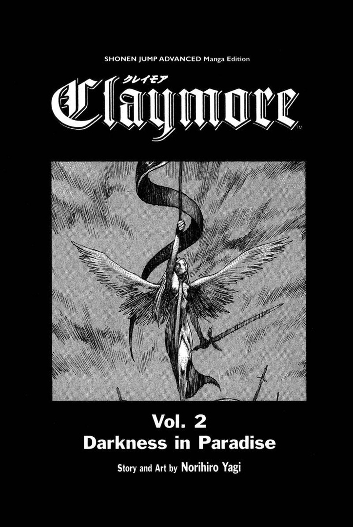 Claymore, Chapter 5, image #4