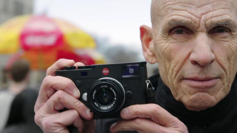 MASTERS OF PHOTOGRAPHY JOEL MEYEROWITZ MASTERCLASS - TRAILER [HD]