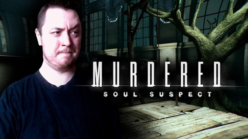 BlackCat ► Let's Play ► Murdered Soul Suspect ► Выставка в музее 8